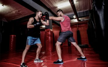 Motivate Yourself at HITS Fitness Boxing.