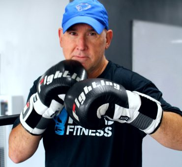 Tommy Rogers HITS Boxing Club HITS Fitness Boxing Trainer